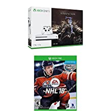 Xbox One S 1TB Middle Earth: Shadow of War Bundle with NHL 18