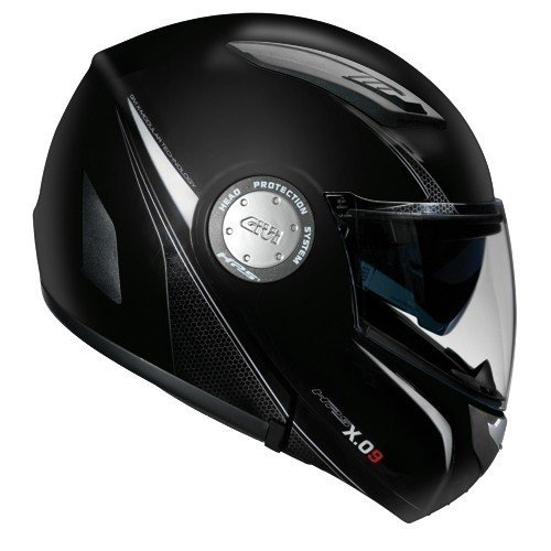 Amazon.es: GIVI HX09BB91054 Hps Hx09 Modular Casco Modular, Color Blanco, Talla 54/XS