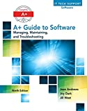 img - for A+ Guide to Software (MindTap Course List) book / textbook / text book