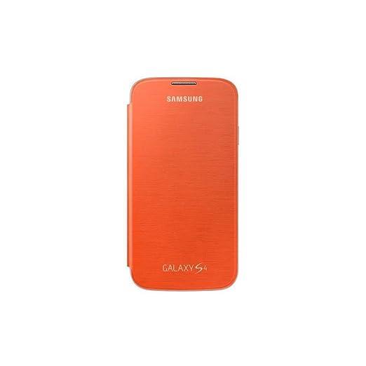 860 opinioni per Samsung EF-FI950BOEGWW Flip Cover per Galaxy S4, Arancione