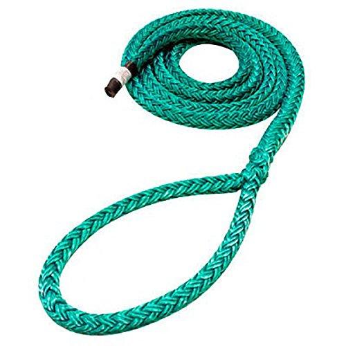 ROPE Logic Eye Sling Tenex Rope, Green, 3/4 x 16' (Tree Sling)