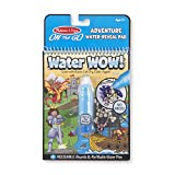 Melissa & Doug Water Wow-Adventure Toy, Multicolor