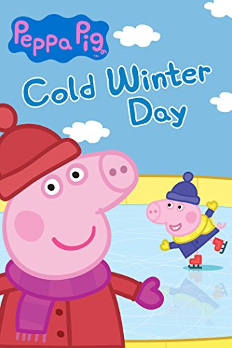 Peppa Pig - Cold Winter Day - Papa Dvd Pig