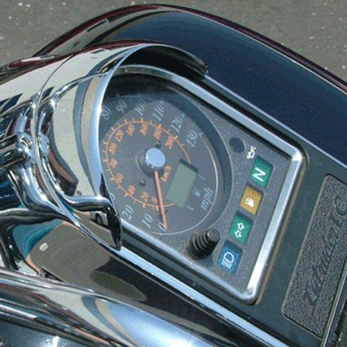 National Cycle Speedometer Cowl for 1998-2013 Suzuki VL1500LC Intruder, C50