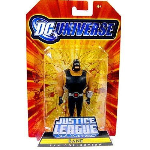 DC Universe Justice League Unlimited Exclusive Action Figure Bane