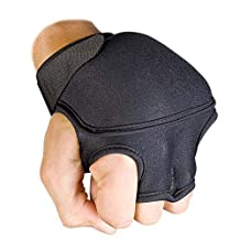 Ringside Aerobic Weighted Gloves, 4-Pound by Ringside