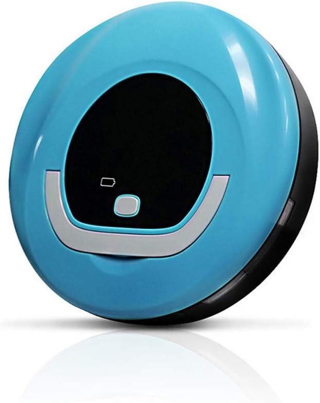 YSCCSY Aspiradora Robot Mini Automática Industrial Smart Barrer Barrido Húmedo Y Seco Robot De Uso con Pantalla LED Limpiador Vacumm: Amazon.es: Hogar