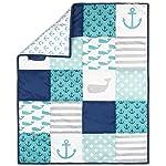 Nautical-4-Piece-Whales-Baby-Crib-Bedding-Set