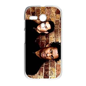 Motorola G Cell Phone Case Covers White Massive Attack as a gift Y4613197