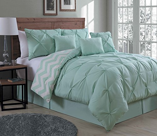 Top Selected Products and Reviews - Mint Green Bedding: Amazon.com