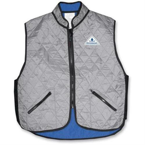 Techniche Deluxe Sport Vest , Size: Lg, Distinct Name: Silver, Gender: Mens/Unisex, Primary Color: Silver 6530SIL-L