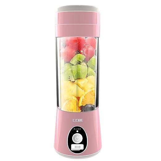 DULPLAY Licuado de frutas eléctrico, Licuadora personal, Smoothie ...
