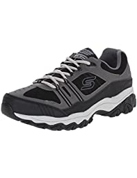 Sport Men's Afterburn Strike Memory Foam Lace-Up Sneaker
