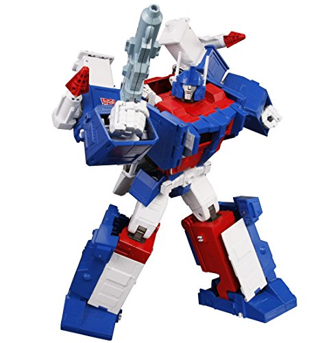 Transformers Japanese Masterpiece Collection Ultra Magnus Action Figure MP-22 [Perfect Edition] by - Collection Transformer Toys
