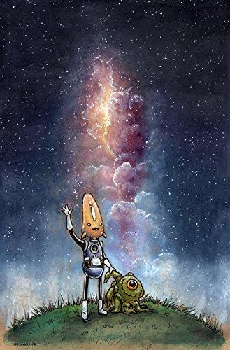 Albert the Alien 2: The Substitute Teacher from Planet X