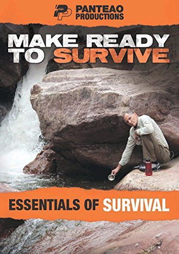 Panteao Productions: Make Ready to Survive: The Essentials of Survival - PMRS01 - Prepper - Survival Training -  Survivalist - Bugging Out - Prepping -  Survival Techniques - DVD (Bugging Equipment)