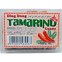 Ding Dong Tamarind Candy Hot, 100 gm
