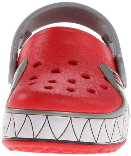 crocs CrocsLights Robo Shark PS Clog (Toddler/Little Kid)