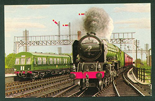 North Eastern Railway Durham Newcastle Railroad British Train - Beach Newcastle City Stores