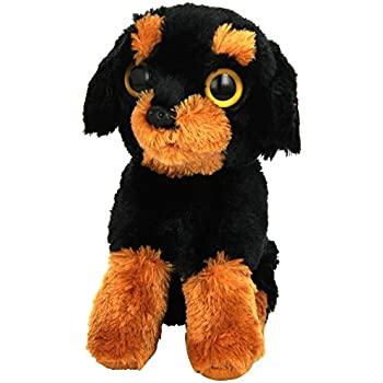 Amazon.com: TY Beanie Babies Brutus - Rottweiler: Toys & Games