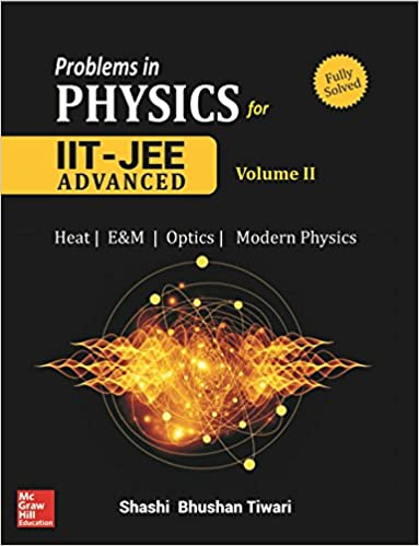 Buy Problems in Physics for IIT JEE - Vol  II Book Online at Low