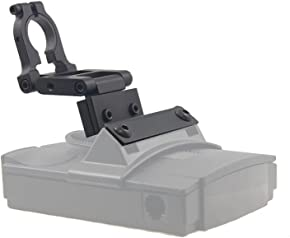 BlendMount BV1-2000R Aluminum Radar Detector Mount for Valentine One - Compatible with Most American and Asian Vehicles - Made in USA - Looks Factory Installed