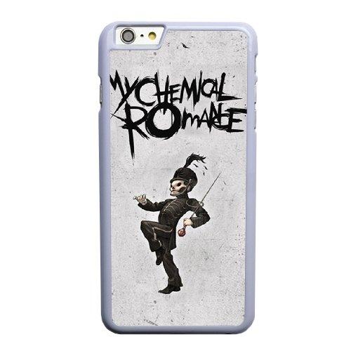 Coque,Coque iphone 6 6S 4.7 pouce Case Coque, My Chemical Romance Cover For Coque iphone 6 6S 4.7 pouce Cell Phone Case Cover blanc
