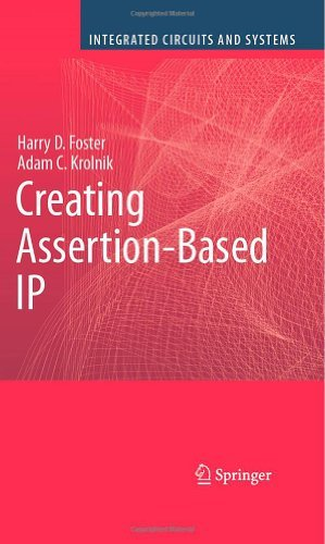Download Creating Assertion-Based IP (Integrated Circuits and Systems) Pdf