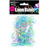 Touch of Nature Loom Bands Glitter, Assortment