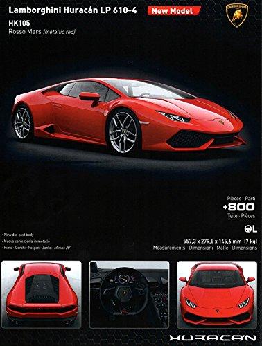 Pocher 1 8 Kit Lamborghini Lp610 4 Huracan Hk105 Buy Online