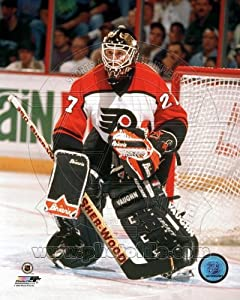 Ron Hextall Philadelphia Flyers NHL Action Photo 8x10 #3