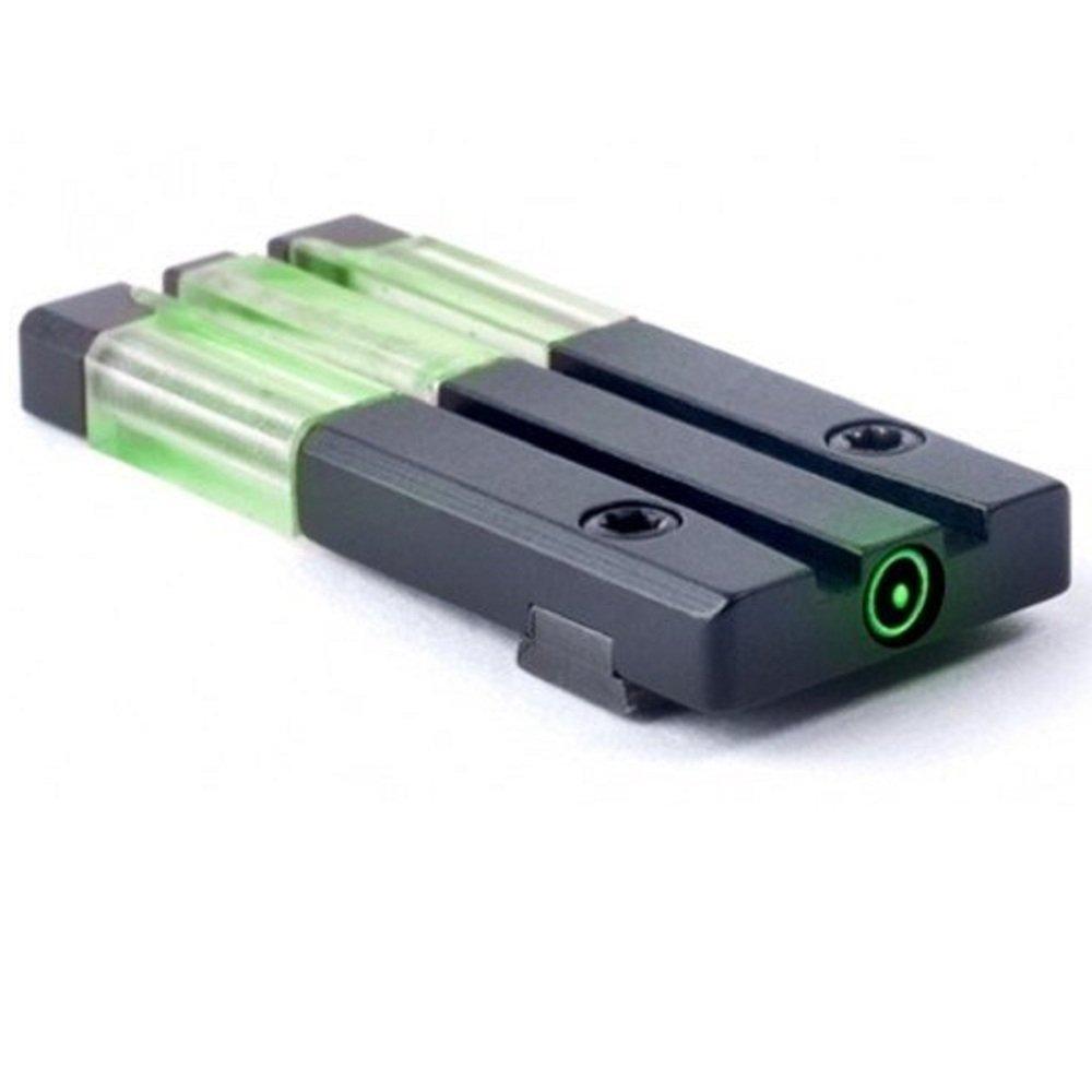 Meprolight, Fiber-Tritium Circle Dot Sight, Remington R1, Green Tear Sight