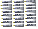 Dykem Cross-Check - Tamperproof Marker/Torque Seal - 1 oz Tube (24 Pack, Yellow): more info