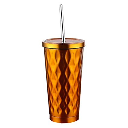 ounce 20 oz Smirnoff Double Wall Tumbler with Lid and Straw