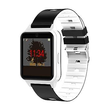 XHN Reloj Inteligente Bluetooth para Mujer, Deporte Fitness ...
