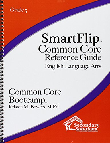 SmartFlip Common Core Reference Guide Grade 5 - Question Stems for Teaching Using the Common Core ()