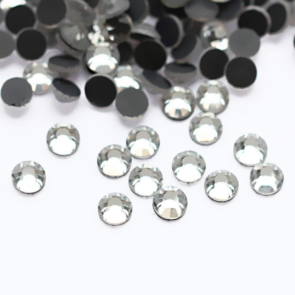 3mm Beadsland Crystal Hotfix Rhinestone,Machine Cut Stone 1440pcs//pkg Montana SS10
