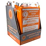 UST Emergency Food Ration Bars (PDQ 4-ct)