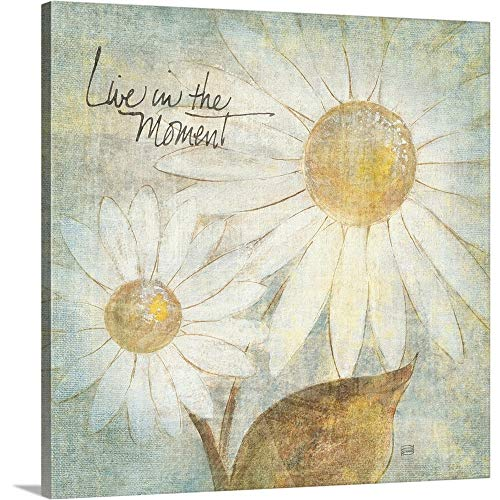Daisy Do III Canvas Wall Art Print, 16