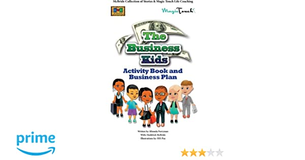 business plan activity worksheets