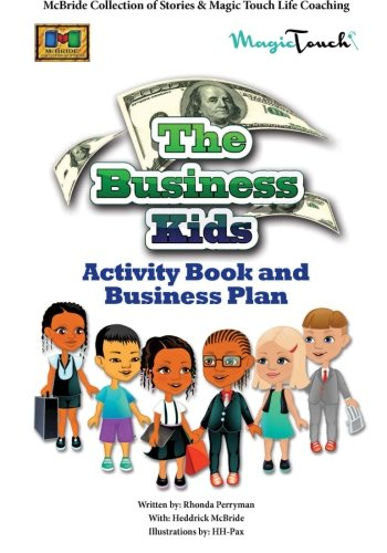 The Business Kids- Activity Book and Business Plan