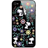 Peanuts Snoopy Character Clear Jacket for iPhone 4S 4 (Snoopy)