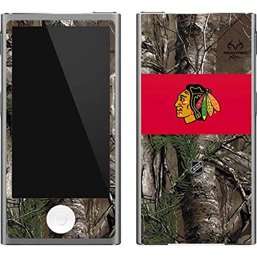 - Skinit NHL Chicago Blackhawks iPod Nano (7th Gen&2012) Skin - Chicago Blackhawks Realtree Xtra Camo Design - Ultra Thin, Lightweight Vinyl Decal Protection