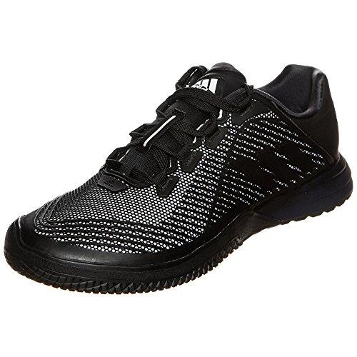 adidas CrazyPower TR M - Zapatillas de deporte para Hombre, Negro - (NEGBAS/FTWBLA/ENERGI) 49 1/3