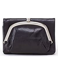 VIDA Leather Statement Clutch - Nocturne by VIDA