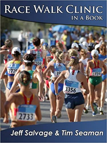 Race Walk Clinic in a Book Kindle Edition