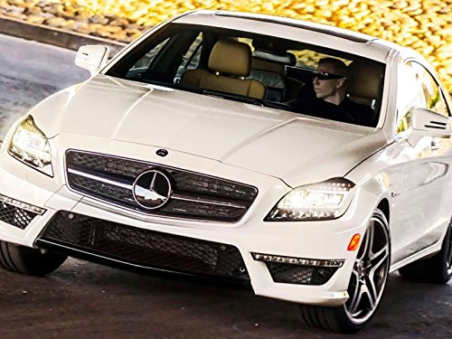 2014 Mercedes-Benz CLS63 S AMG: Style, Speed, and Substance