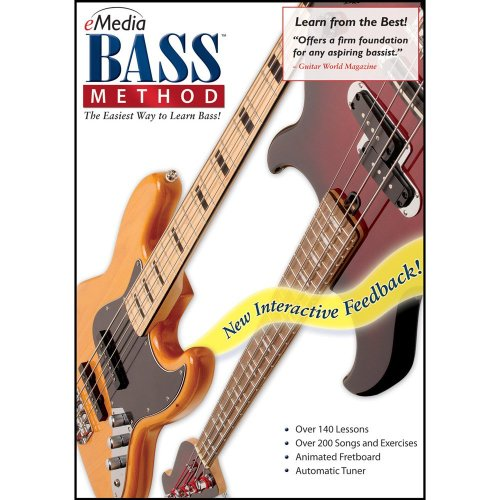 (eMedia Bass Method v2 [PC Download])