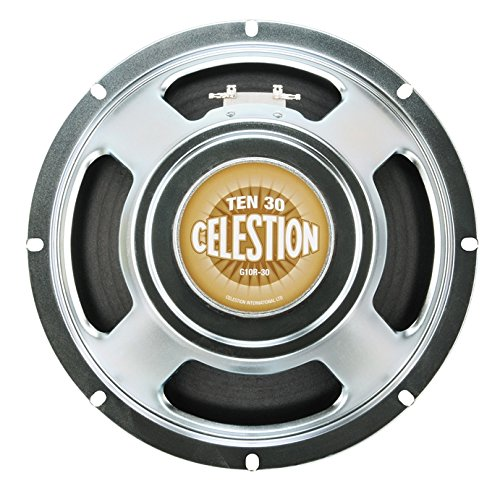 CELESTION Ten 30 8 ohm 10-Inch 30-Watt Guitar Speaker (Guitar Ohm 8)