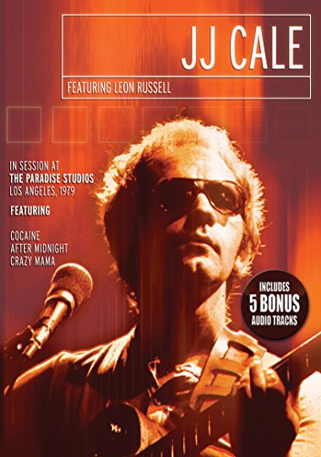 CD : J.J. Cale - In Session At Paradise Studio (With DVD, 2 Disc)